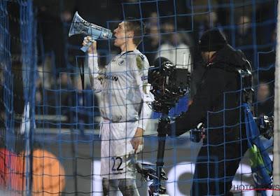 Horvath enchaîne un troisième clean sheet de suite en Ligue des champions après le match Club des Bruges-Atletico Madrid