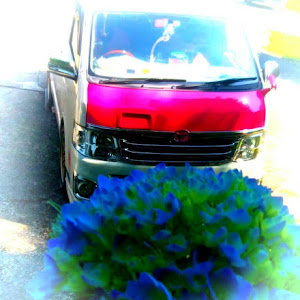ハイエースバン TRH200Vのカスタム事例画像 シュナ 🐾🐶🐾CT2期生さんの2020年07月07日03:43の投稿