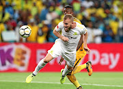 Jeremy Brockie of Mamelodi Sundowns agrees with other PSL  players that footballers are taxed heavily in South Africa.