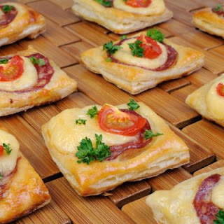 Mini Flatbreads
