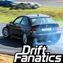 Drift Fanatics Sports Car Drifting icon