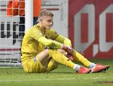 Paul Nardi (Cercle de Bruges) fait part de ses sentiments après la défaite de son équipe dans les derniers instants face à Eupen