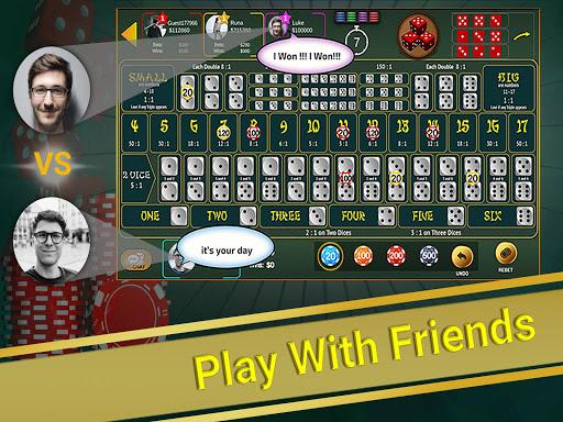 Sic Bo (Tai Xiu) - Multiplayer Casino  screenshots 13