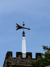 Photo: Now that's a weather vane