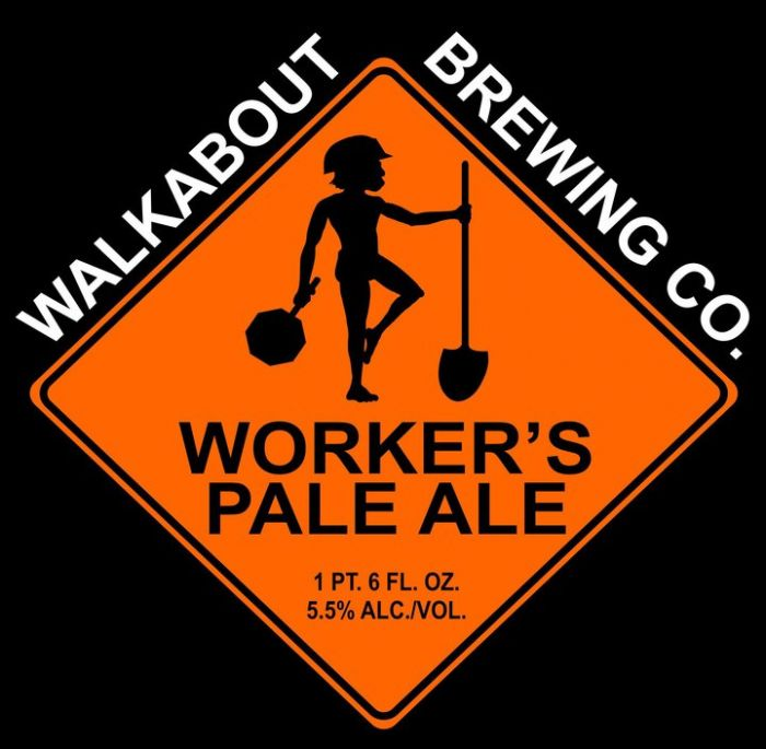 Logo of Walkabout Workers Pale