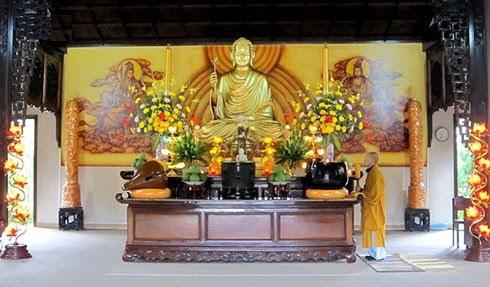Thiền Viện Trúc Lâm Đà Lạt với kiến trúc độc đáo 3