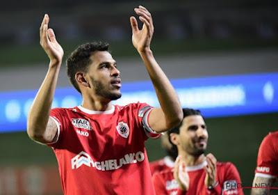 Les fans de l'Antwerp ne reverront plus Haroun et Yatabaré avant les Play-Offs 1
