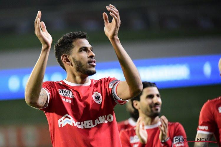 Opvallend: Antwerp ziet middenvelders Haroun en Yatabaré sowieso pas terug in play-off 1