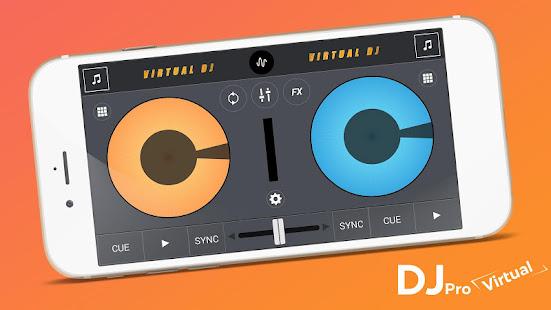 Mix Virtual DJ 2018 for PC / Windows 7, 8, 10 / MAC Free Download