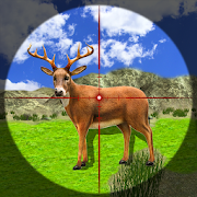 Mountain Deer Shooting Arena: Hunter