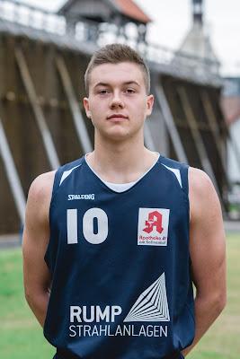 #16 Moritz Wienhaus