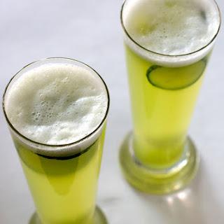Cucumber Melon Gin Spritzer