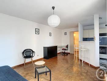Studio meublé 33,48 m2
