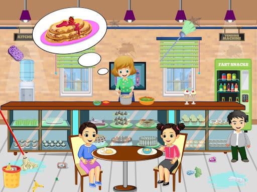 Pretend Play Hotel Cleaning: Doll House Fun 1.1.1 screenshots 5