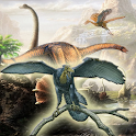 Jungle Dinosaur Fly Adventure icon