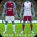 Dream League Kits icon