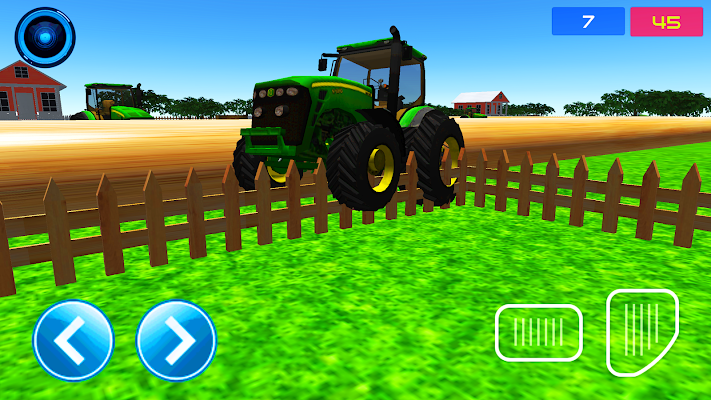 Farm Sim 3D - screenshot