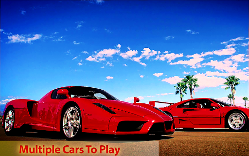Extreme Ferrari Simulator : Car Games screenshot 4