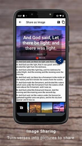 Bible Offline App Free + Audio, KJV, Daily Verse screenshot 7