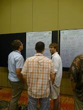 Photo: Tom explaining (Photo Credit: Fusion Conferences)