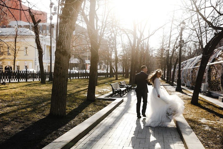 Wedding photographer Denis Isaev (Elisej). Photo of 08.03.2020