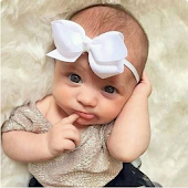 Cute Baby Wallpaper (Share Your Baby's Photo)