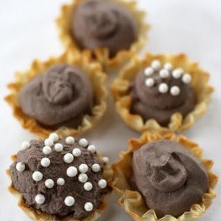 Chocolate-Filled Bites