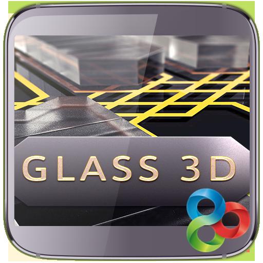 Glass 3D GO Launcher