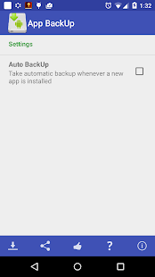 App BackUp- screenshot thumbnail