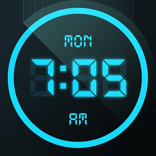 Alarm Clock & Themes - Stopwatch, Timer, Calendar