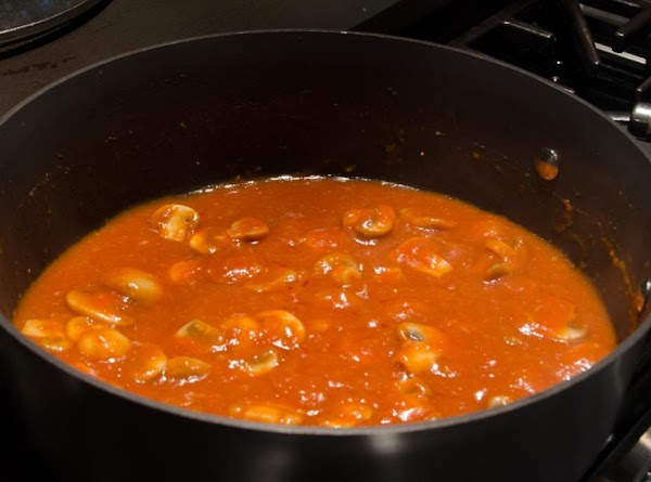 In a large saucepan, melt the butter over med heat and add the sliced...