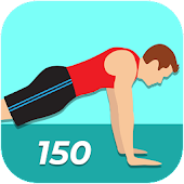 150 Pushups Workout Challenge