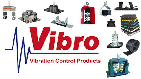 Vibro - trillingscontrole, ontkoppeling, isolatie