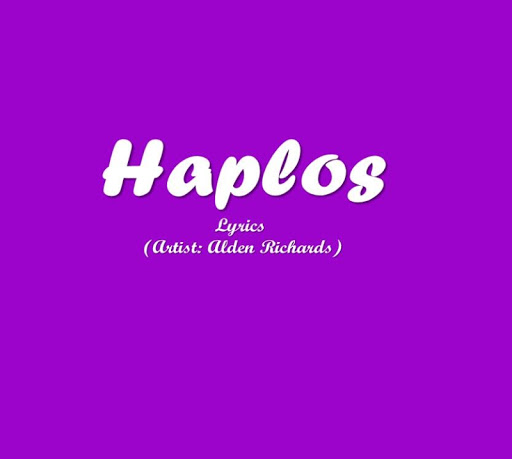 Haplos Lyrics