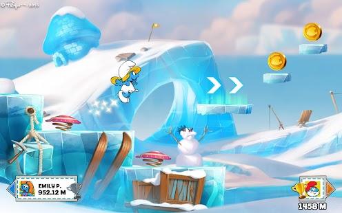 Smurfs Epic Run Screenshot 10