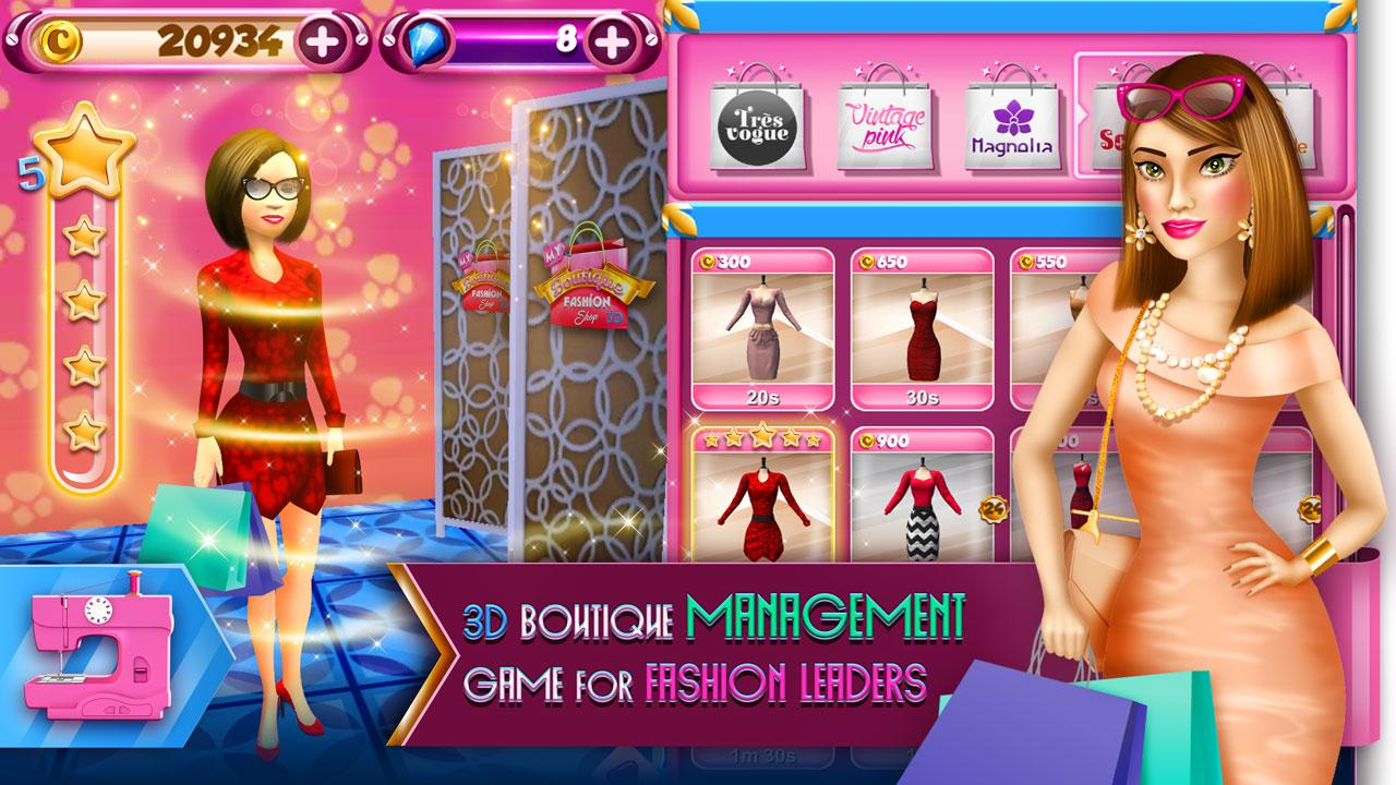 Fashion design simulation games 11