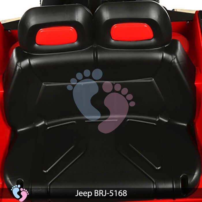 Xe oto điện cho bé Jeep BRJ-5168 19