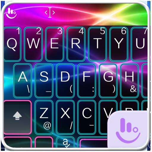 E Color Keyboard Theme