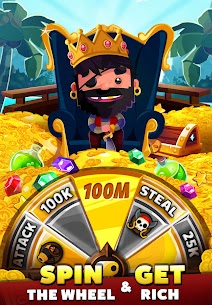 Pirate Kings Mod Apk (Unlimited Spins) 5