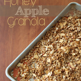 Honey Apple Granola
