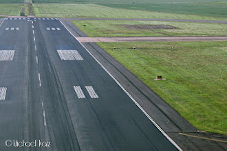 Photo: Climb-out runway one four fra Ängelholm