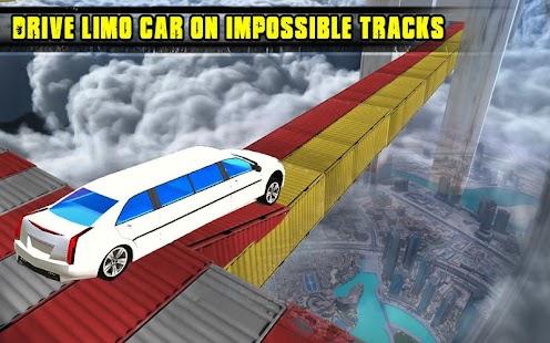 Impossible Limo Car Driving Tracks - Aplicaciones Android en Google Play