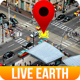 Live Street View GPS Map Travel Navigation icon