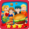 Cooking Burger Chef Games 2 icon
