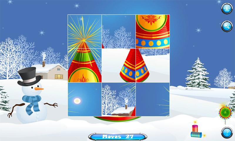 android Christmas Adventure Screenshot 3