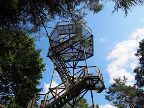 Photo: Rumšiškių apžvalgos bokštas