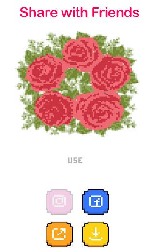 Pix.Color - Color By Number Pixel Art  screenshots 8