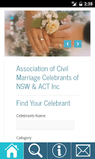 Marriage Celebrants- screenshot thumbnail