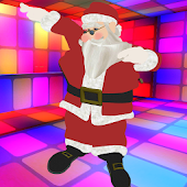 Dancing Santa - New Year Twist