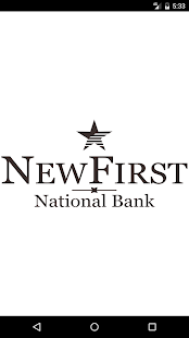 NewFirst National Bank Mobile- screenshot thumbnail